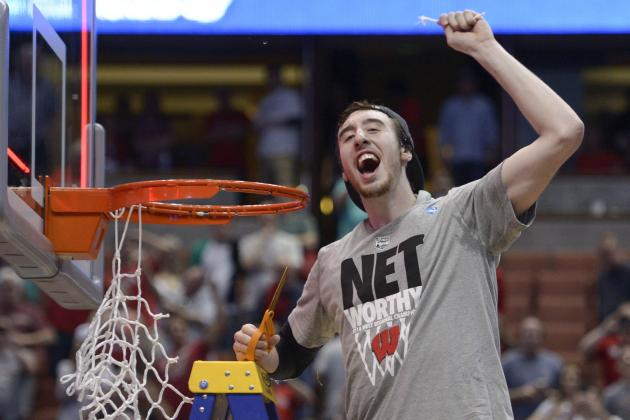 How Bright Is Wisconsin NCAA Tournament Star Frank Kaminsky's NBA Future?