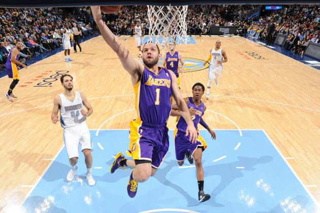 How Good Can Jordan Farmar Be for the Los Angeles Lakers?