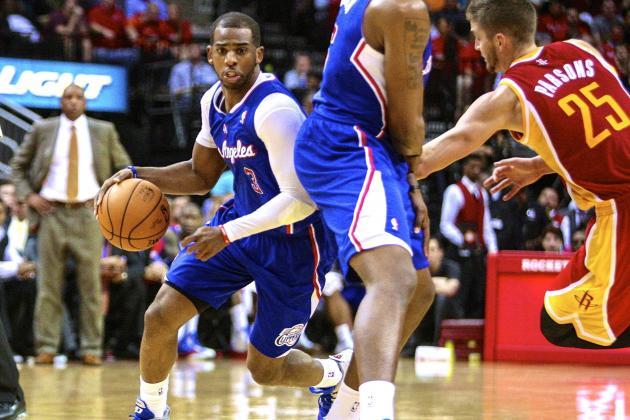 Blake Griffin's Absence Proves Chris Paul Is Still Los Angeles Clippers' MVP