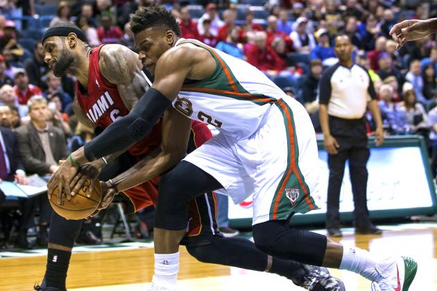Milwaukee Bucks Know Ugly Loss to Miami Heat Means Extra Ping-Pong Balls