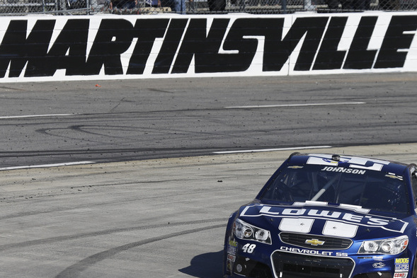 Why Older Tracks Like Martinsville Speedway Are True NASCAR Treasures