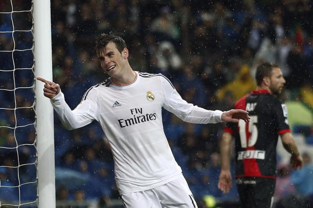 Gareth Bale's Brace Keeps Real Madrid in the Title Hunt
