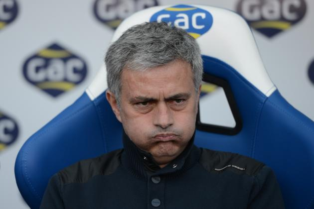 Debate: Is Chelsea Boss Jose Mourinho Right to Throw in the Towel?