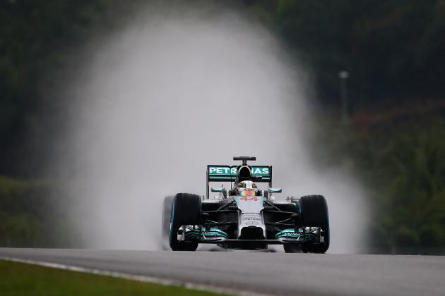 Malaysian Grand Prix 2014: Live Lap-by-Lap Updates, Highlights, Recap and More