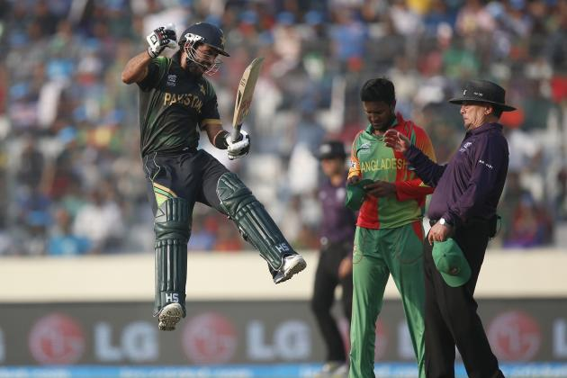 Pakistan vs. Bangladesh, World T20: Video Highlights, Scorecard, Report