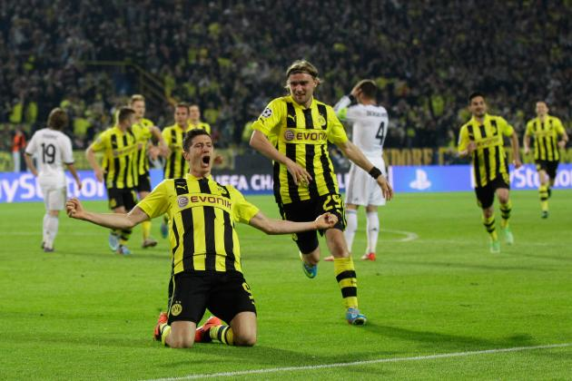 Real Madrid vs Borussia Dortmund: Get Ready for the Rematch That Will Never Be