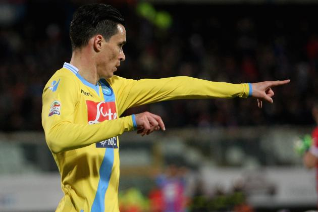 Napoli vs. Juventus: Live Player Ratings for Bianconeri and Partenopei