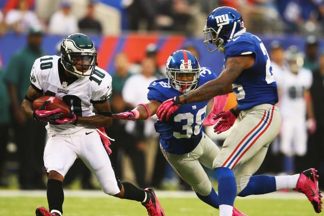 DeSean Jackson: Redskins Serious Interest Bad News for Giants