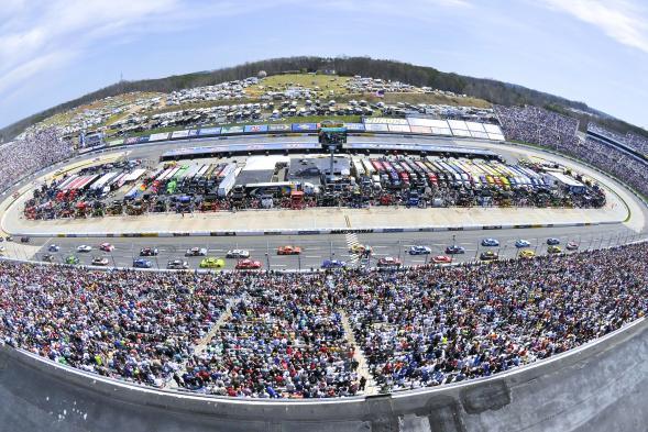 Why Older Tracks Like Martinsville Speedway Are True NASCAR Treasures