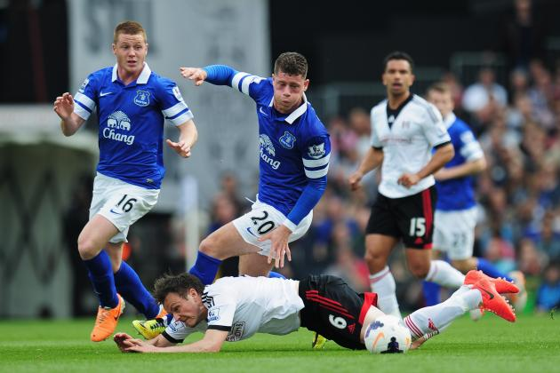 Ross Barkley Injury: Updates on Everton Star's Leg and Return