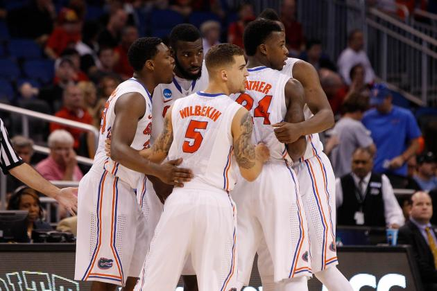 Florida Seniors Get over 'Hump,' Advance to Their First Final Four