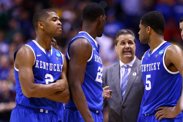 Elite 8 2014: Updated Bracket, Picks and Odds for NCAA Tournament