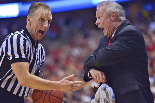 NCAA Tournament 2014: Are the Refs Tarnishing March Madness?