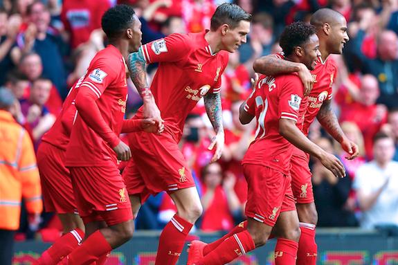 Liverpool vs. Tottenham Hotspur: Premier League Live Score, Highlights, Report