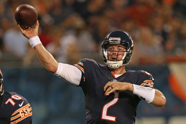 Marc Trestman Details Ideal Chicago Bears' Backup QB