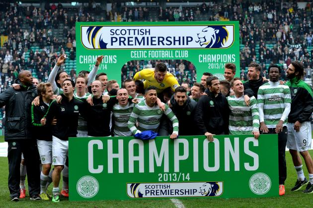 SPFL: Record Points Total or Not, Celtic's Season Cannot Be Considered a Success
