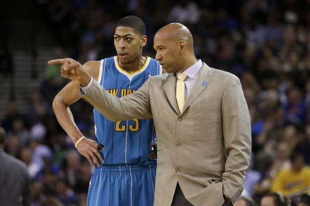 Is Monty Williams the Right Coach for Anthony Davis and the Pelicans?