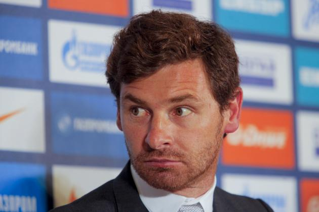 Zenit St. Petersburg Shoots Down Tottenham Fan's Andre Villas-Boas Plea