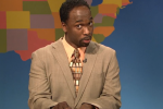 'Stephen A.' SNL Spoof Discusses March Madness