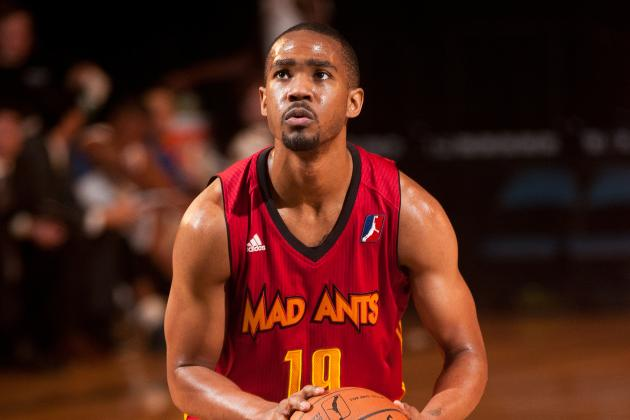 Ron Howard Becomes All-Time Leading Scorer in NBA D-League History