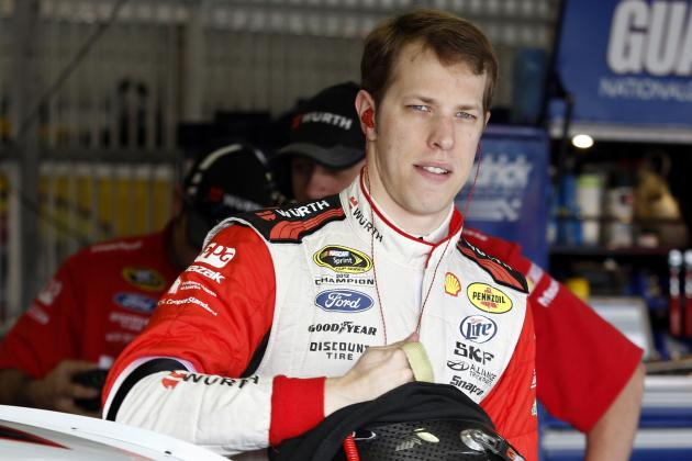 Keselowski Rips Busch, Fued Continues at Martinsville