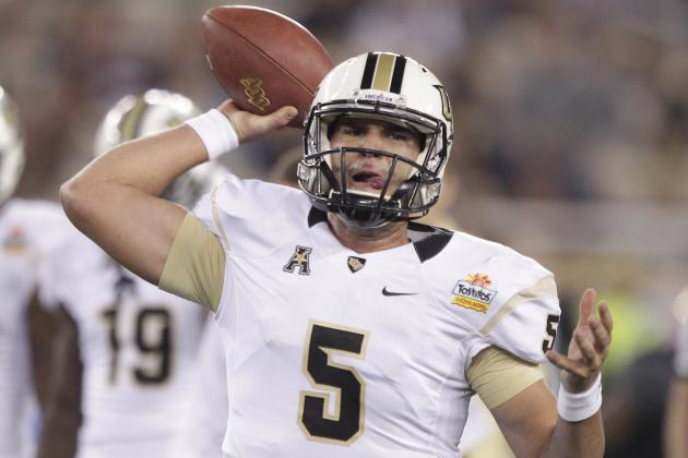 2014 NFL Mock Draft: Updated Projections for First 32 Picks