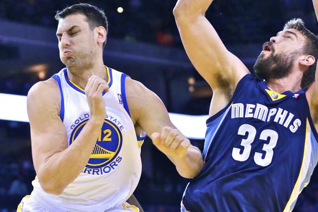 Andrew Bogut Injury: Updates on Warriors Star's Pelvis and Return