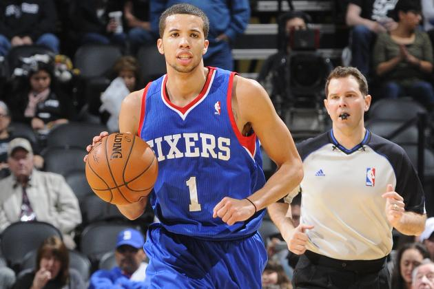 Michael Carter-Williams Has Interesting Plan to Learn Name of Every NBA Referee