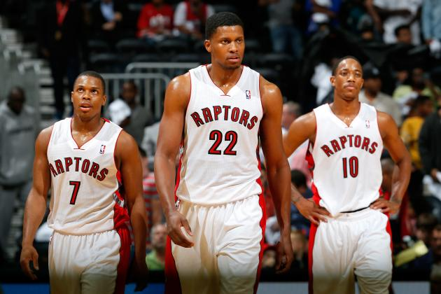 DeMar DeRozan Calls Toronto Raptors Trade of Rudy Gay a 'Win-Win Situation'