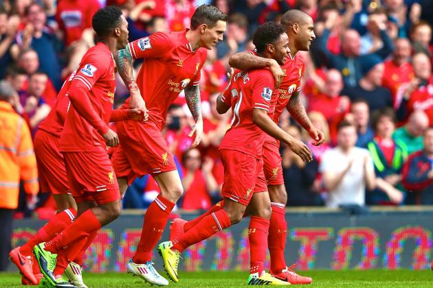 Raheem Sterling and Liverpool Throw Down Title Gauntlet with Spurs Demolition