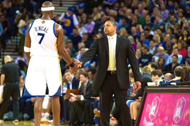 Jermaine O'Neal Blasts Critics of Golden State Warriors Coach Mark Jackson