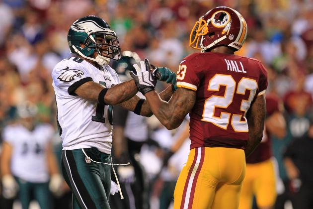 Washington Redskins Would Be Smart to Pass on DeSean Jackson