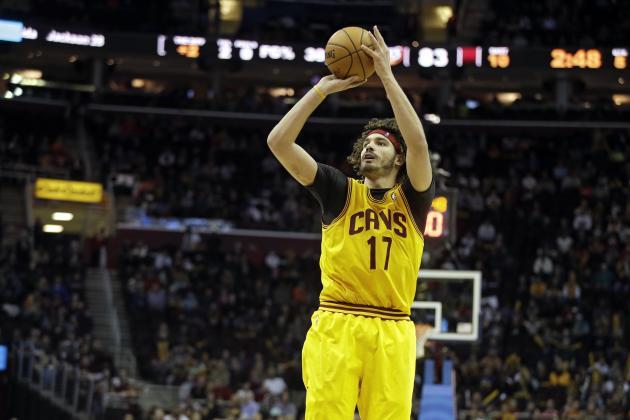 Anderson Varejao Injury: Updates on Cavaliers Star's Shoulder and Return