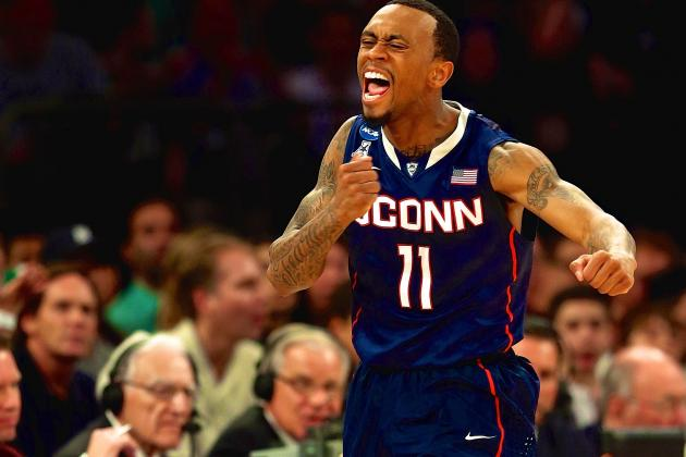 Michigan State vs. UConn: Score and Twitter Reaction from March Madness 2014
