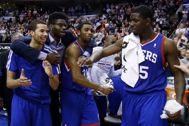 76ers Halt Losing Streak at 26 Games to Avoid NBA Record