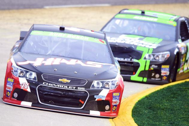 NASCAR at Martinsville 2014: Live Results and Analysis from STP 500