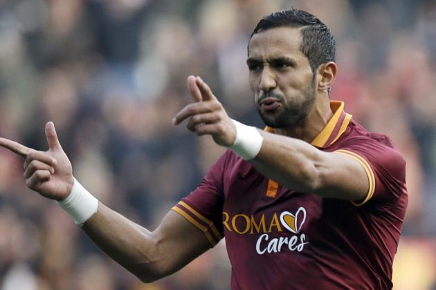 Roma's Mehdi Benatia: Serie A's Best Defender Drawing Admiring Glances