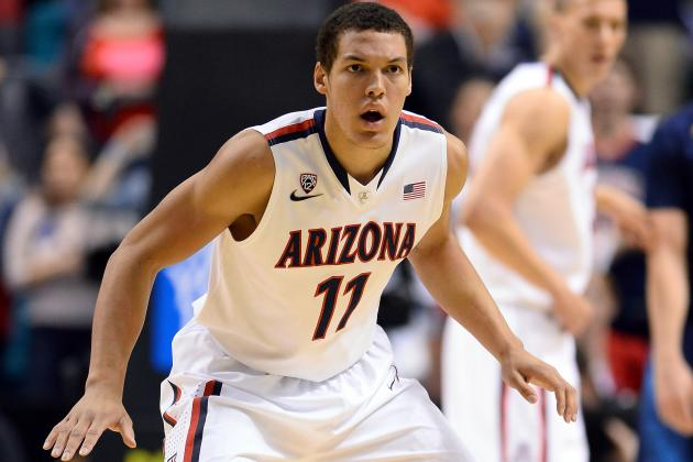 Best-Case, Worst-Case NBA Comparisons for Arizona's Aaron Gordon