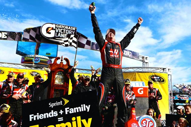 NASCAR at Martinsville 2014 Results: Winner, Standings, Highlights and Reaction