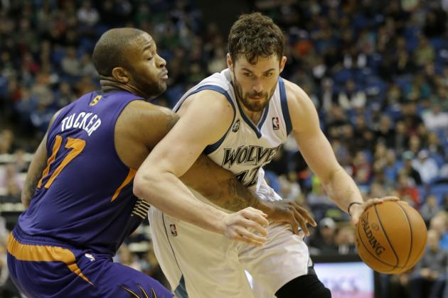 Chicago Bulls Should Chase Kevin Love Trade, Not Carmelo Anthony