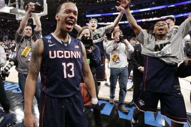 Florida vs. UConn: Predictions and Top 2014 NBA Draft Prospects to Watch