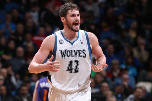 Are the Minnesota Timberwolves About to Lose Kevin Love for Good?