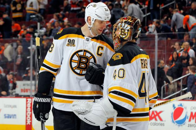 How The Boston Bruins Should Approach The Last 2 Weeks Of The Regular Season