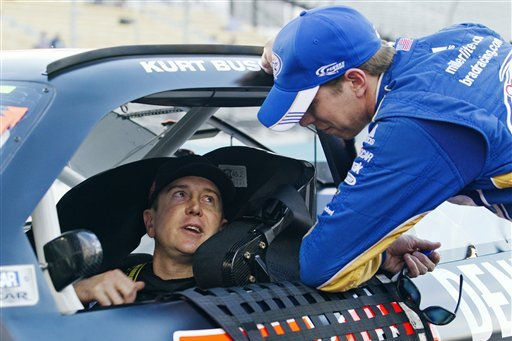 Emotions High for Ex-Teammates Brad Keselowski and Kurt Busch