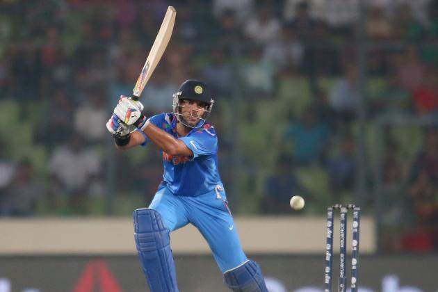 Yuvraj Singh Last Piece of India's 2014 World T20 Blueprint