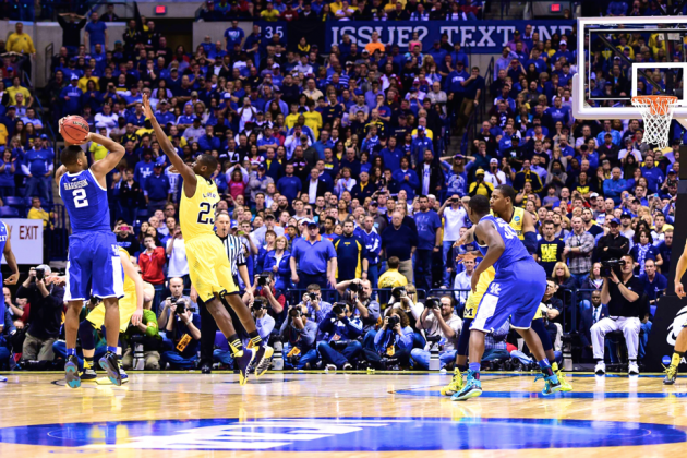 Kentucky vs. Michigan: Live Score, Highlights for Elite 8