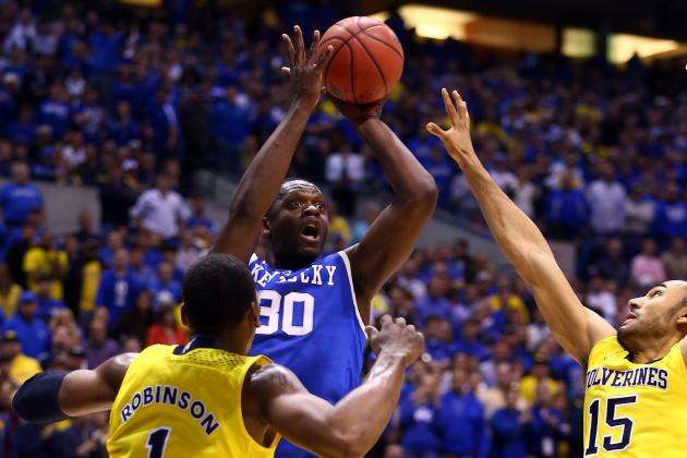 Julius Randle: Stats, Grade, Highlights and Twitter Reaction vs. Michigan