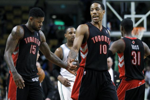 Is This the Best Toronto Raptors Team Ever?