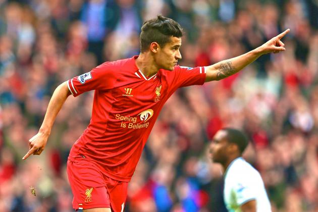 Liverpool's Outstanding Young Talents Taking Them to Top of Premier League