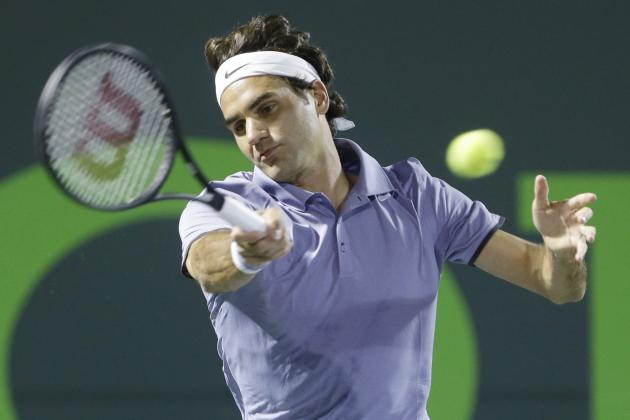 Roger Federer Will Quickly Regain Momentum at Davis Cup Quarterfinals